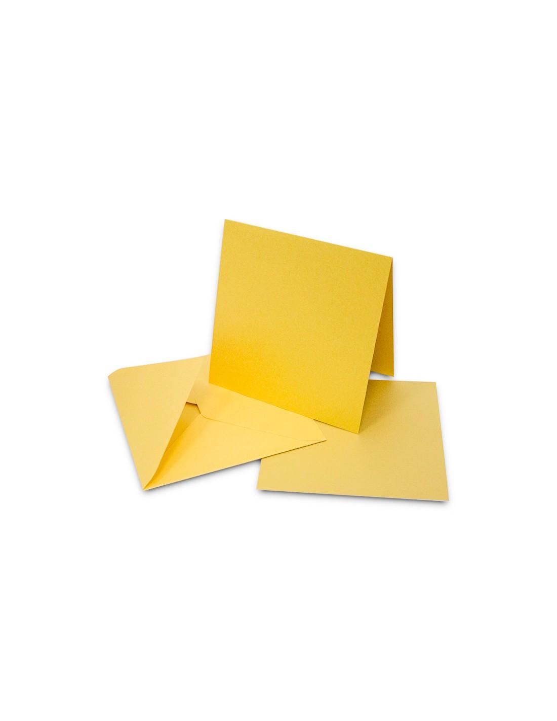 Заготовка для открытки квадратная